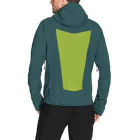 VAUDE M's Larice III Jacket chute green